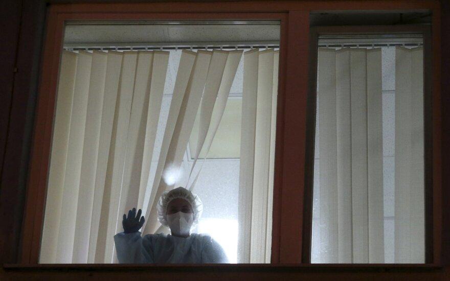 Baltarusijoje patvirtinti 625 nauji koronaviruso atvejai ir septyni mirties atvejai