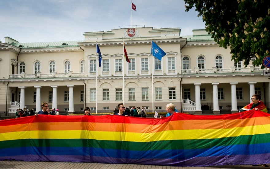 Orlando shooting bares the face of homophobia in Lithuania