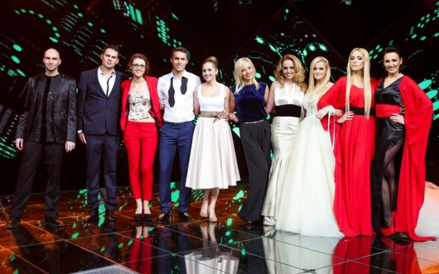"""Paaiškėjo """"Eurovizijos"""" dešimtukas, kuris toliau kovos dėl kelialapio į Daniją"""