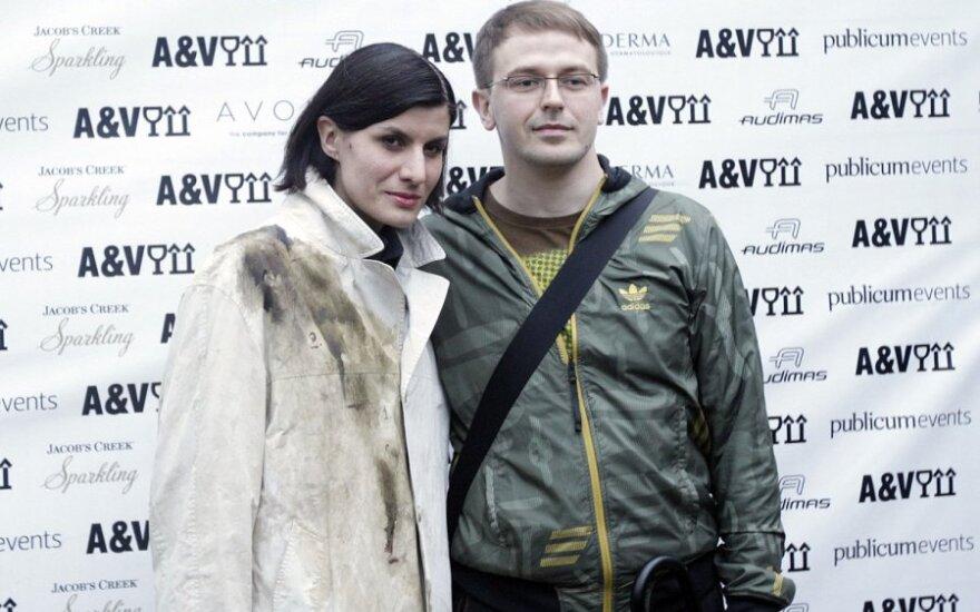 Renata Mikailionytė ir Mindaugas Morkūnas