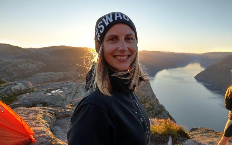 Lietuvė Norvegijoje: atleista iš darbo pasiėmė būsto paskolą ir apkeliavo šalį