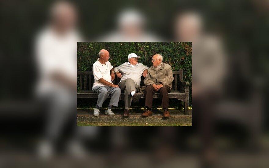 Ar bus Europoje vietos senukams?