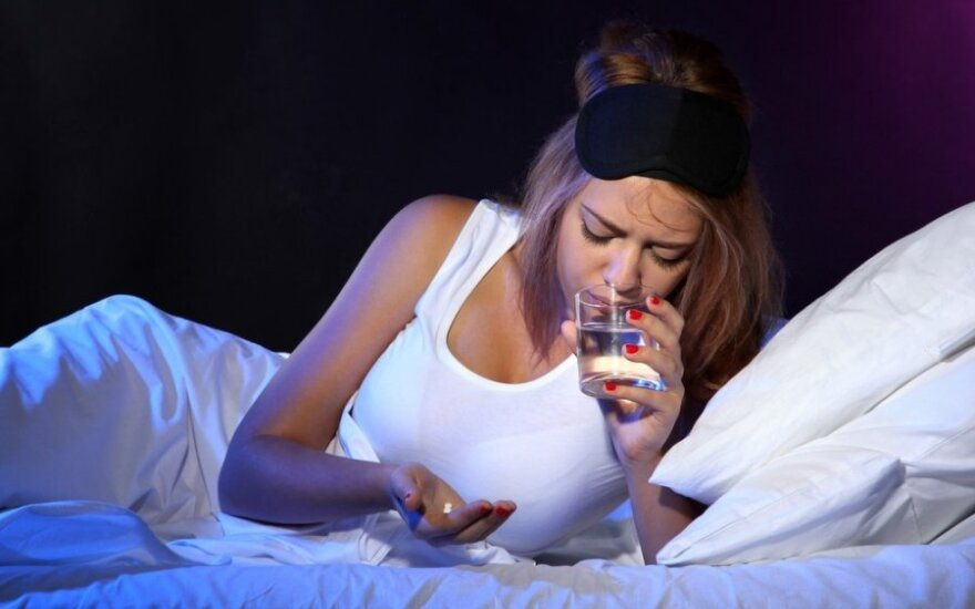 Nerimaujate, kad per mažai miegate? Tai gali būti visai nesvarbu
