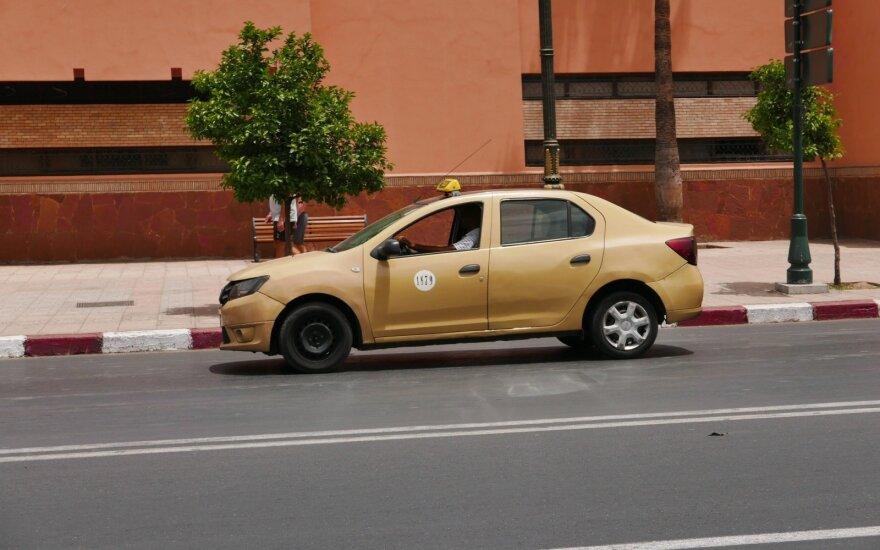 Taksi Maroke