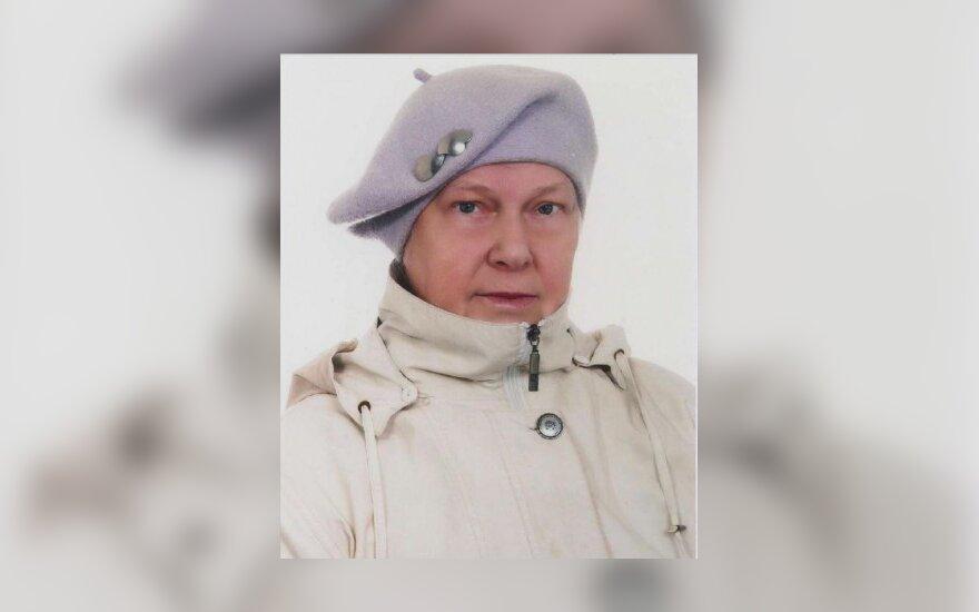 """Irena Linkauskienė (69), VŠĮ """"Trečiasis amžius"""" įkūrėja ir vadovė"""