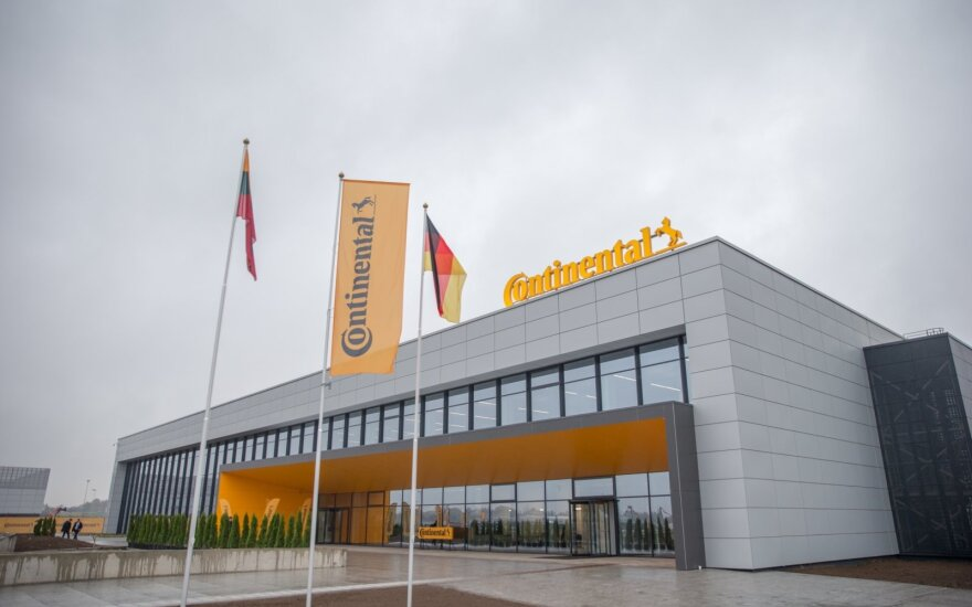 """Svarbiausi metų verslo įvykiai – pirmasis """"vienaragis"""" ir """"Continental"""" gamyklos atidarymas"""