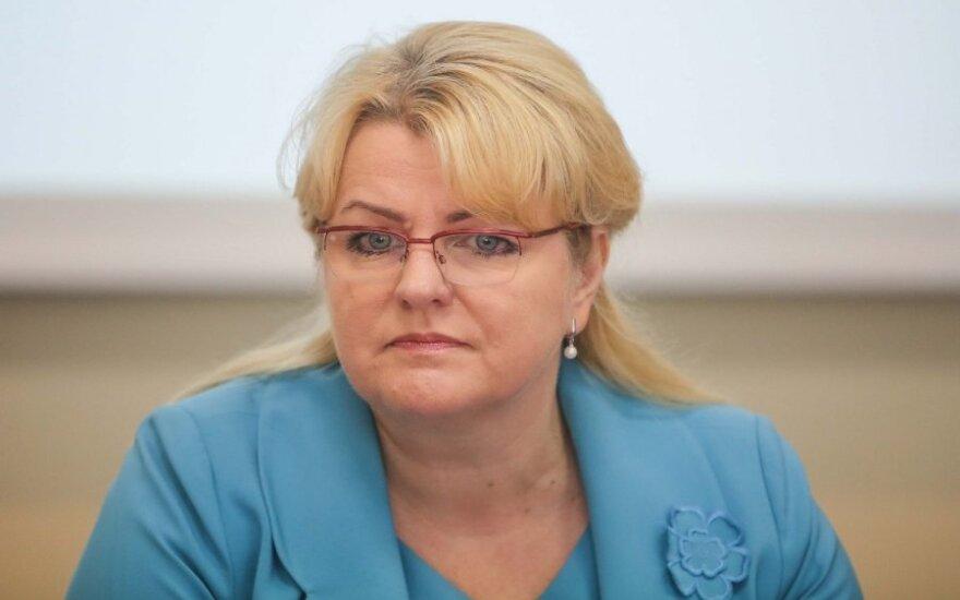 """A.Pabedinskienė nepritaria """"Sodros"""" funkcijų perdavimui"""