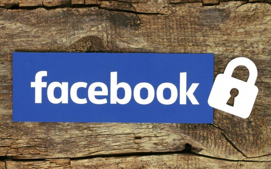 """""""Facebook"""" blokavo šimtus dezinformacijos kanalų, siejamų su Iranu ir Rusija"""