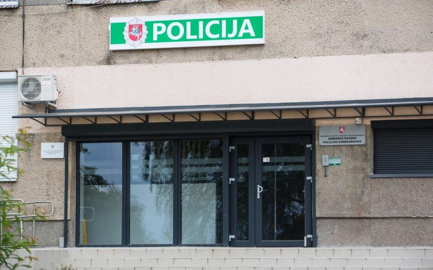 Skubus Klaipėdos apskrities pareigūnų pranešimas: sukčiai nusitaikė į senjorus
