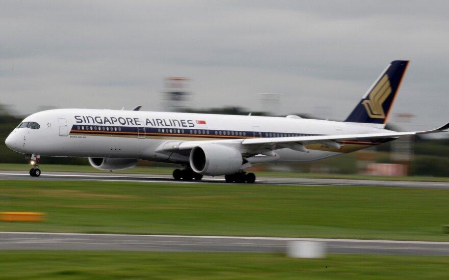 """Singapore Airlines"""