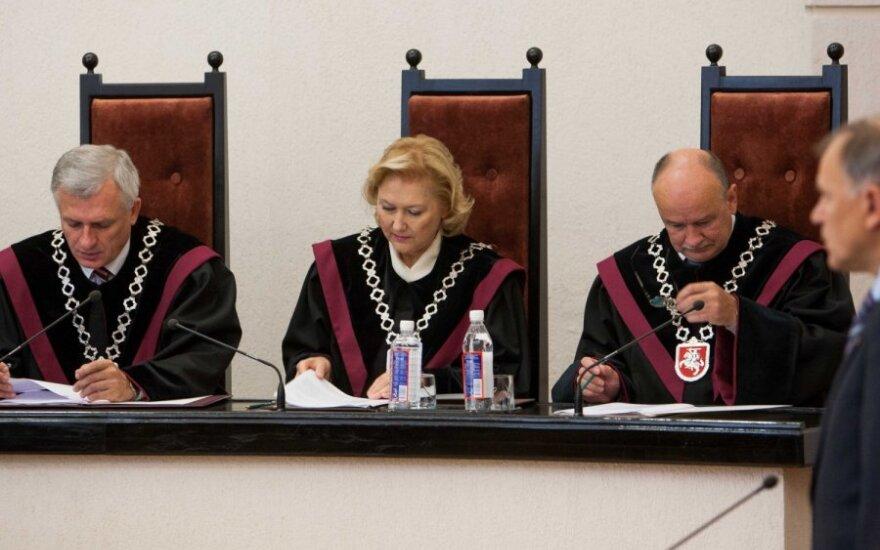 Seimo sprendimas prijungti Sporto universitetą prie LSMU prieštarauja Konstitucijai