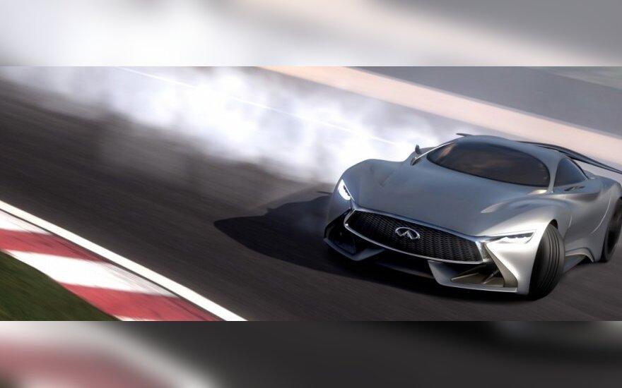 Infiniti Vision Gran Turismo koncepcija