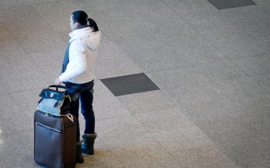 """Lietuvaitė iš Škotijos: """"emigrantas"""" tolygus keiksmažodžiui"""