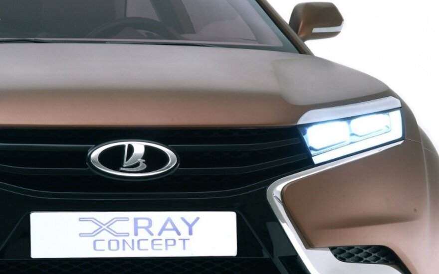 Lada XRAY koncepcija