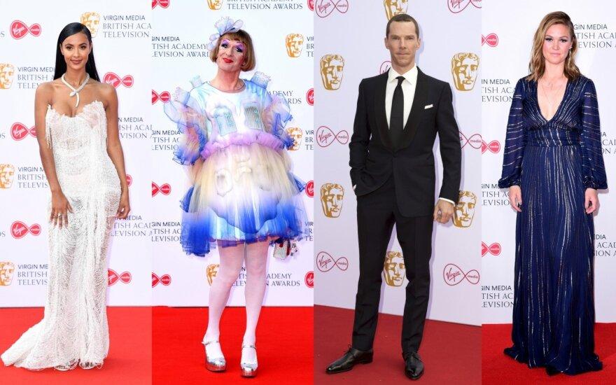 BAFTA TV apdovanojimų svečiai