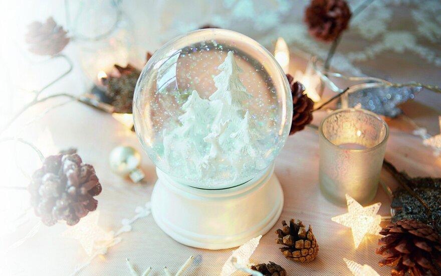 S. Paltanavičius: Kalėdos ir šiemet nebus tikroji žiemos šventė