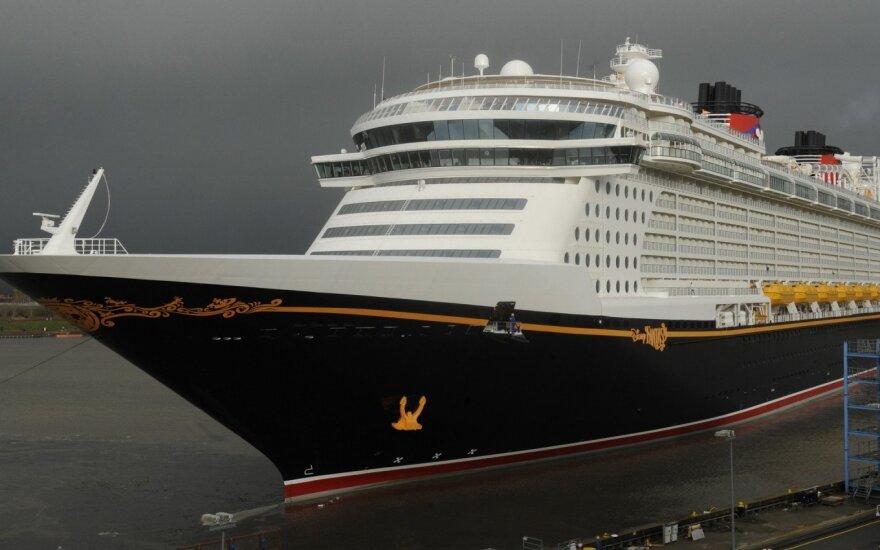 Majamyje kūdikio besilaukianti moteris nebuvo įleista į kruizinį laivą
