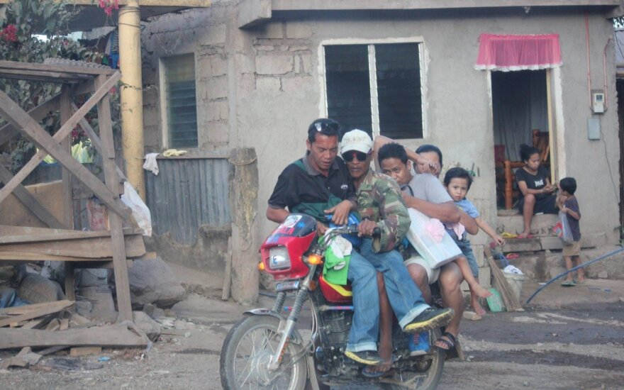 Akimirkos Filipinuose