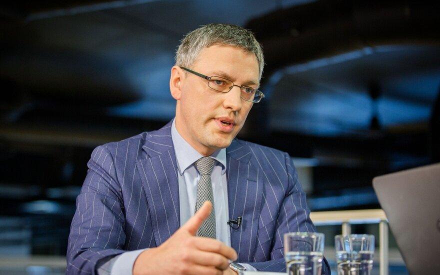 """Bakas: """"MG Baltic"""" ir """"Leo LT"""" žala valstybei – šimtai milijonų eurų"""