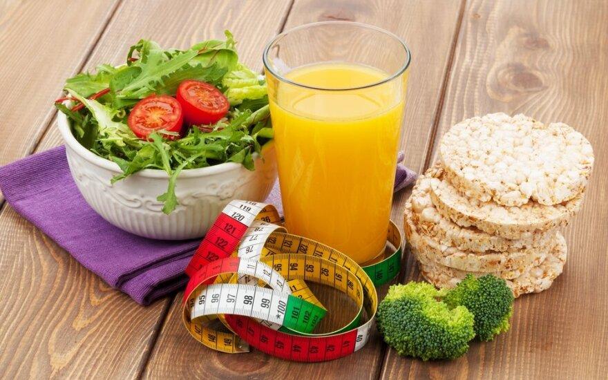 Naujausios mitybos tendencijos: populiarėja peganiška dieta