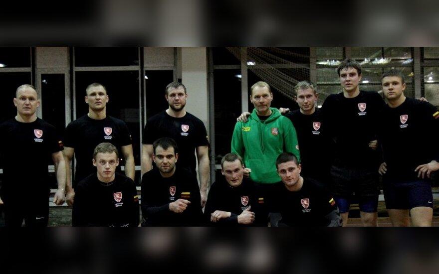 Lietuvos regbio-7 rinktinė