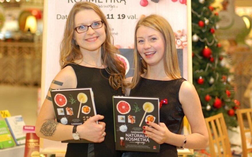 Natūralios lietuviškos kosmetikos gamintojos: didžiausia laimė – laisvė kurti