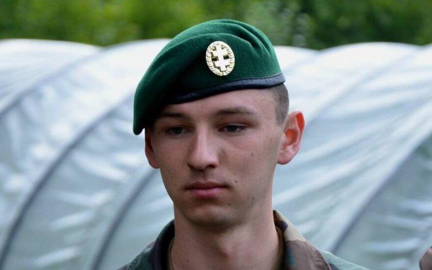 Šaulio pasakojimas: atlikęs tarnybą kariuomenėje pakeičiau nuomonę