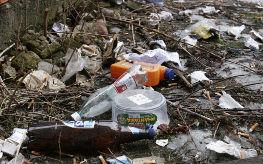 Pakrantes privalės švarinti ne tik žvejai, bet ir poilsiautojai