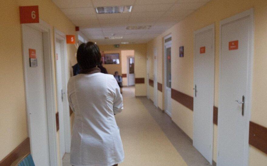 Košmaras reabilitacijos klinikoje: pacientus keikia ir ignoruoja