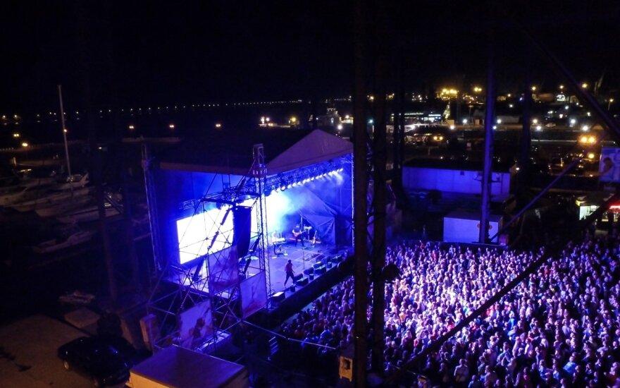 Klaipėdos elinge įspūdingas koncertas, kuriame Jazzu pasirodymą dedikuos Baltijos keliui