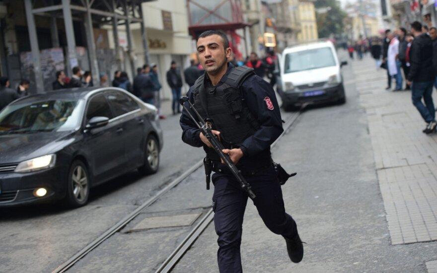 Stambule – mirtininko išpuolis