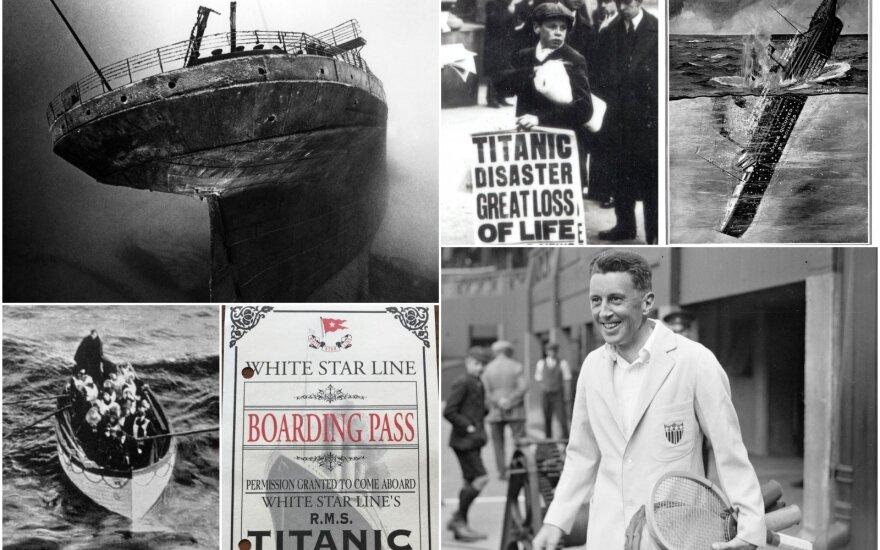 """Istorija, pranokstanti filmą: išsigelbėjo iš """"Titaniko"""", kad taptų olimpiniu čempionu ir kovotų su Hitleriu"""