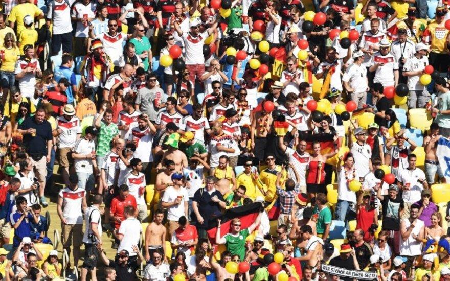 Pasaulio futbolo čempionato žiūrovai