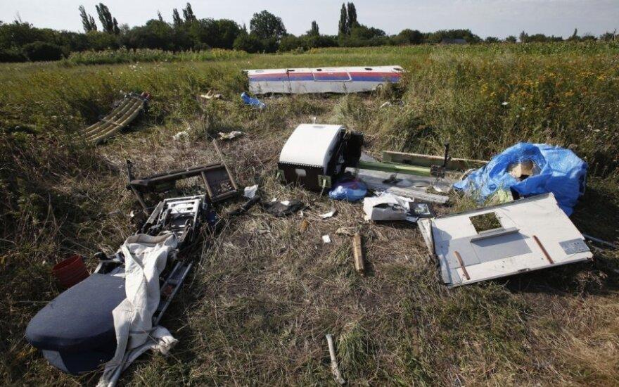 Pilotas: Malaizijos lėktuvo keleiviai žuvo ne nuo sprogimo