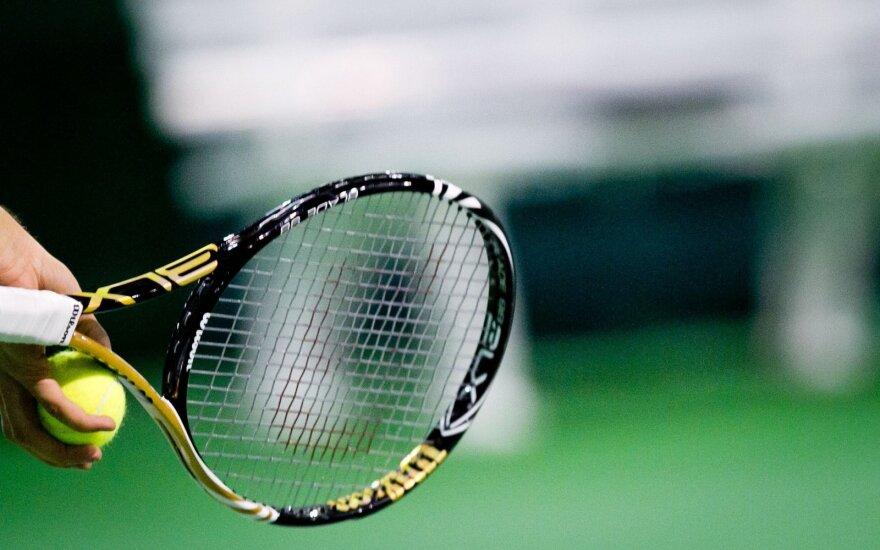 Lietuvoje surengtas tarptautinis neįgaliųjų teniso turnyras