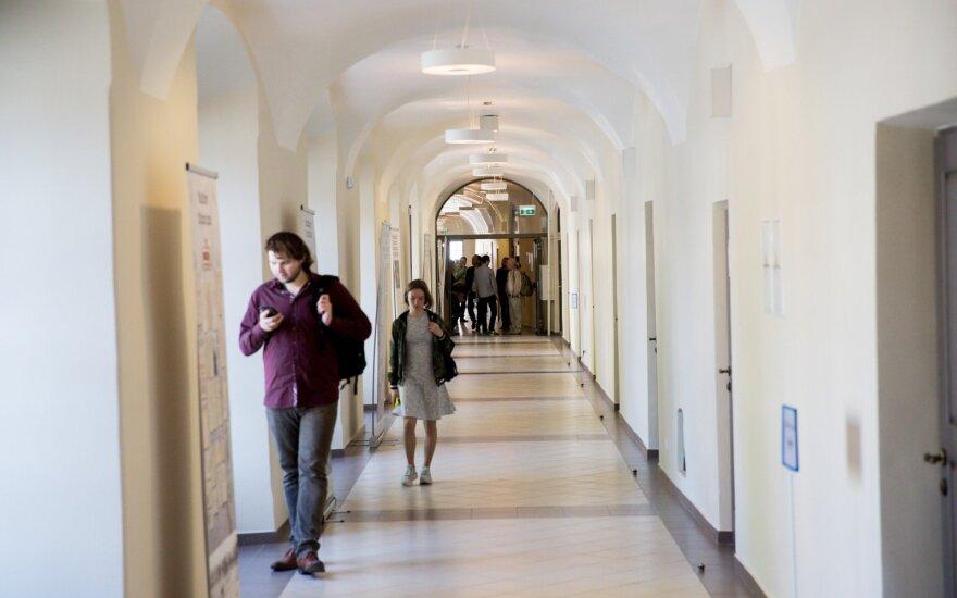 EHU gelbėjimo planas – specialus statusas egzilyje veikiantiems universitetams