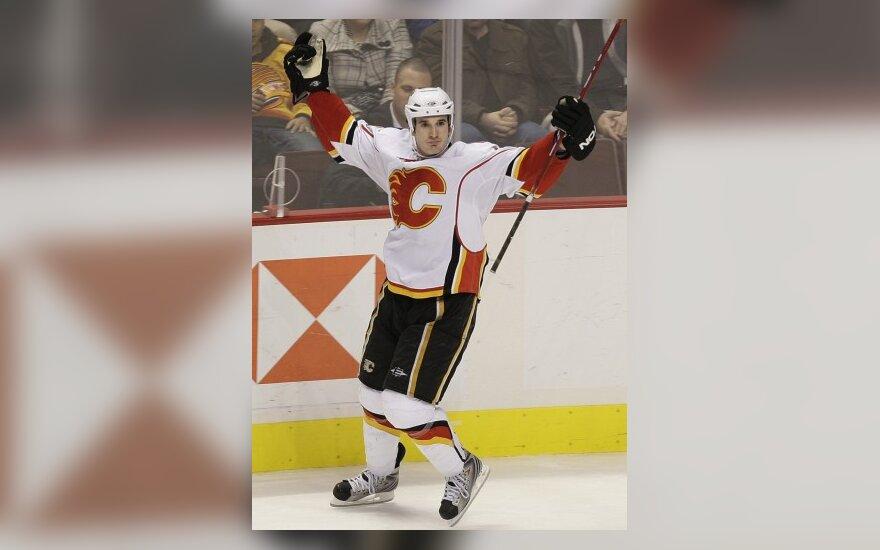 Devintoji Vankuverio ledo ritulininkų nesėkmė NHL pirmenybėse
