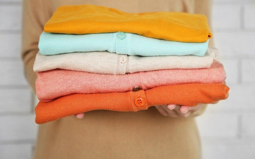 Netrukus dėvėsime tirpstančius, keičiančius formą, spalvą ir sveikatinančius drabužius