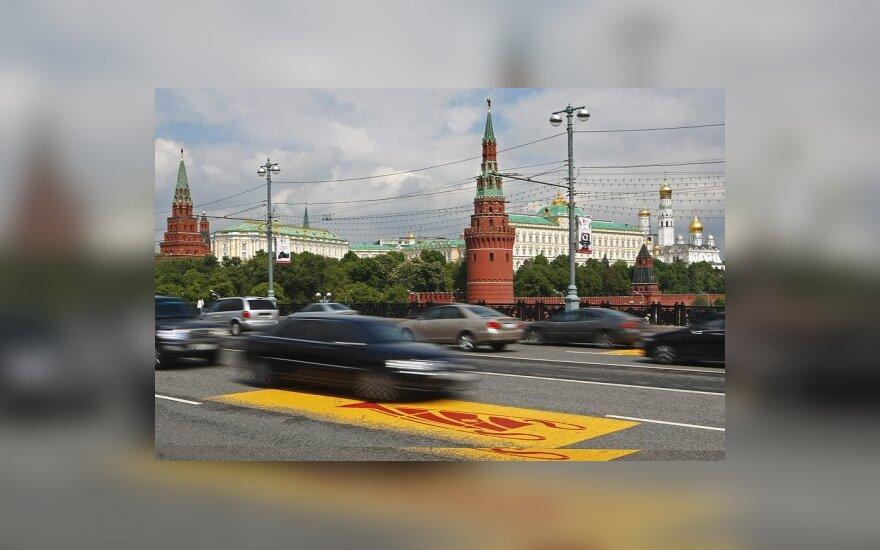 Maskvoje priekaištai slovėnams ir lietuviams