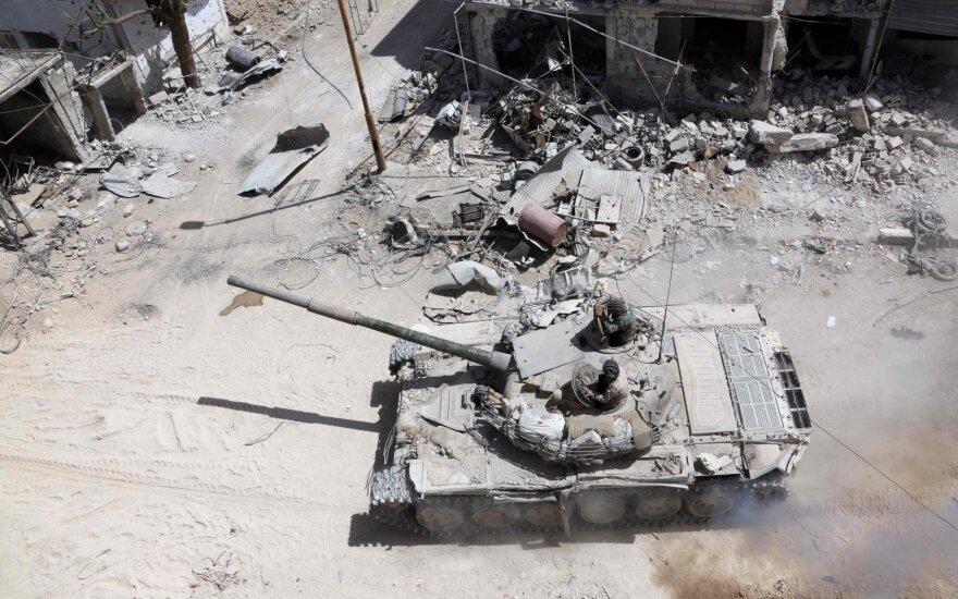 Kas toliau Sirijoje: yra vienintelė strategija