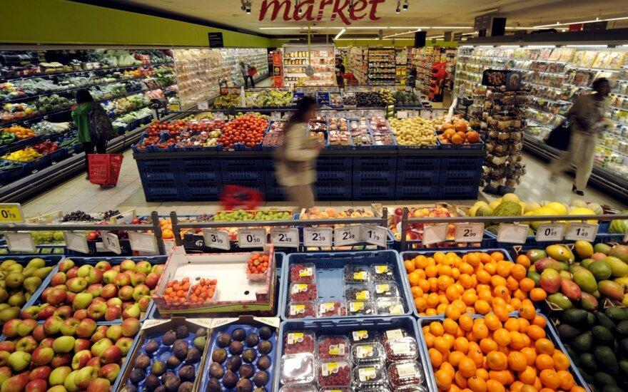 Pirkėjai nustebę: parduotuvėse aptinka iki šiol nematytų vaisių