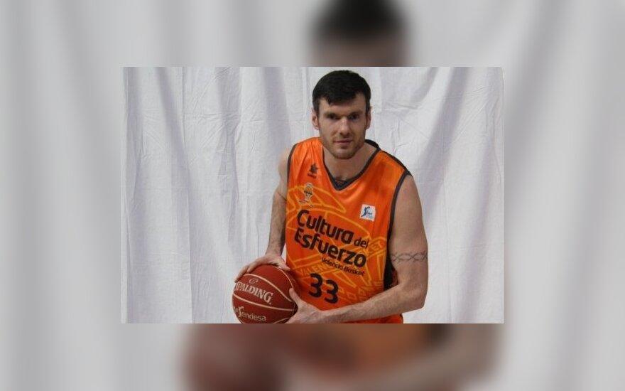Kšištofas Lavrinovičius (valenciabasket.com nuotr.)