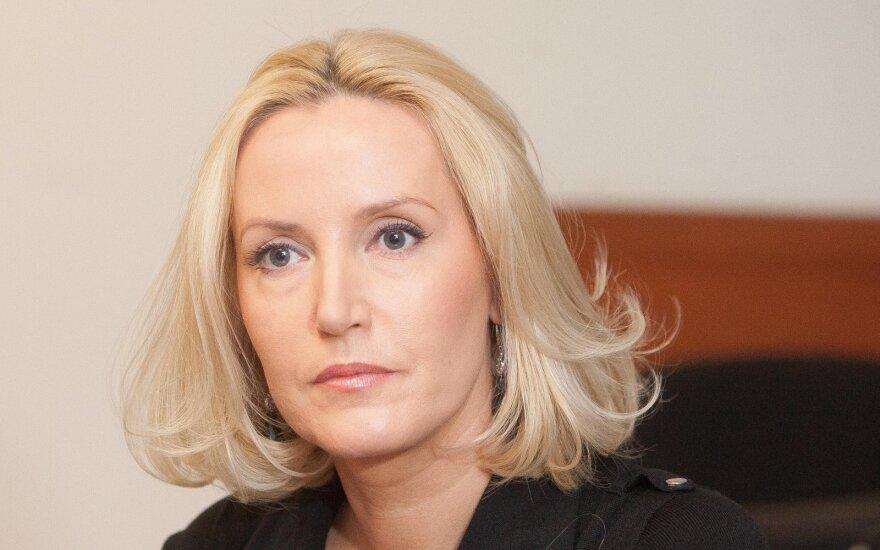"""DP vadove išrinkus Ž. Pinskuvienę, žinomi """"darbiečiai"""" palieka partiją"""