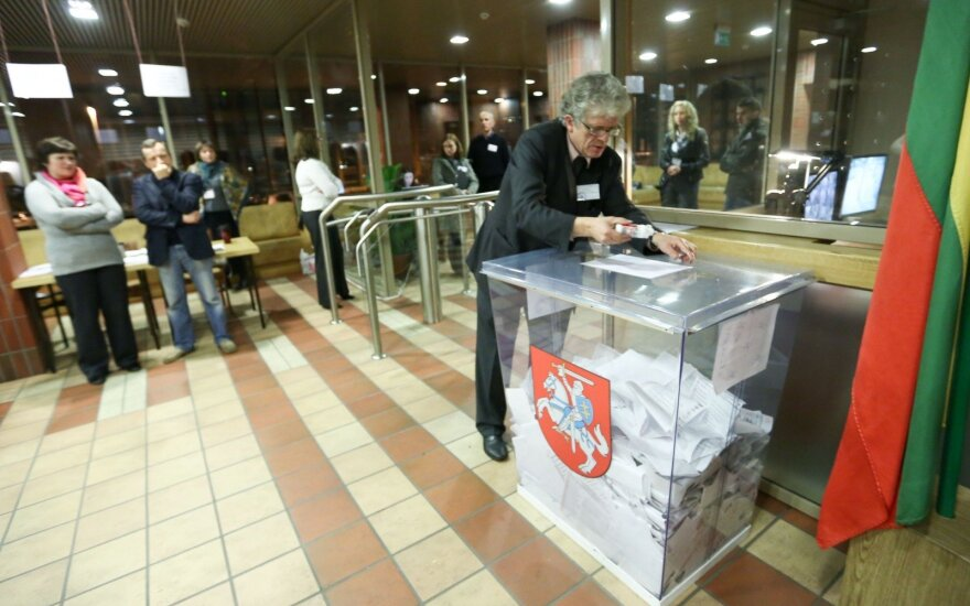 Elections in Lithuania