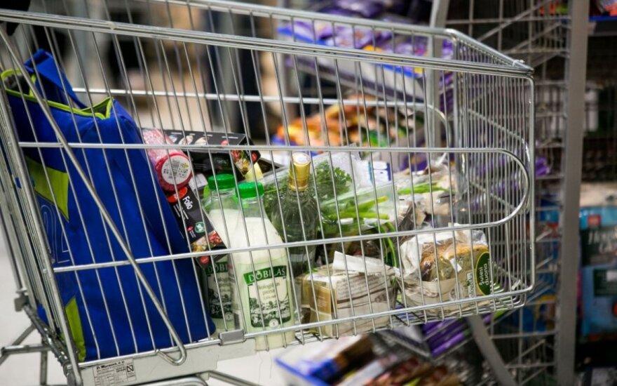 Nustebsite, kaip skiriasi prekybos tinklų parduotuvės