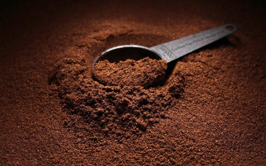 Netikėti būdai panaudoti kavos tirščius