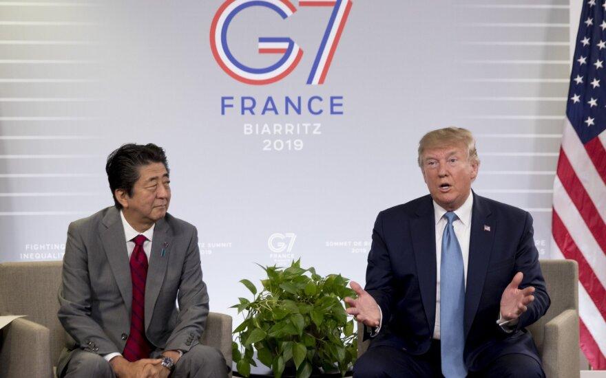 G - 7 susitikimas
