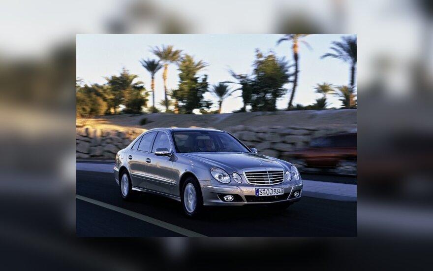 Mercedes Benz E klasė (2006 m.)