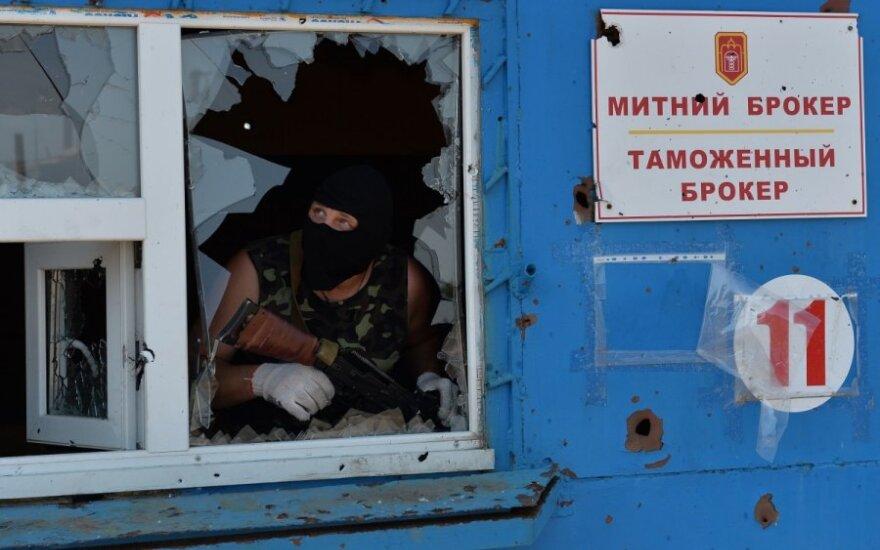 I. Strelkovui teko pripažinti: Doneckas – apsuptas