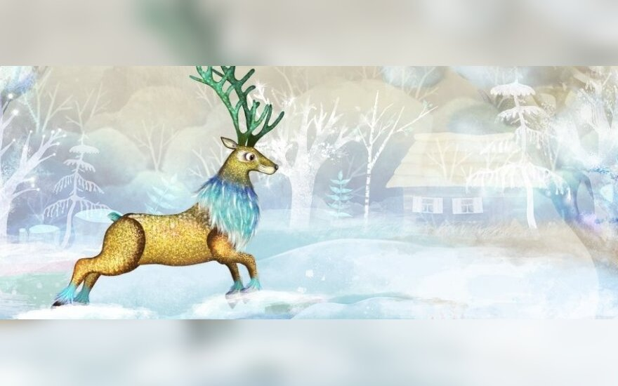 """Kalėdinė dovana vaikams - animuotos ir grupės """"Skylė"""" įgarsintos dainelės"""